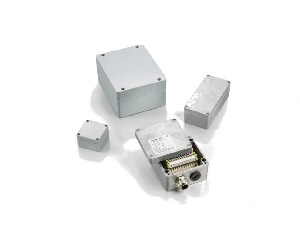 Junction box Klippon K - Alu