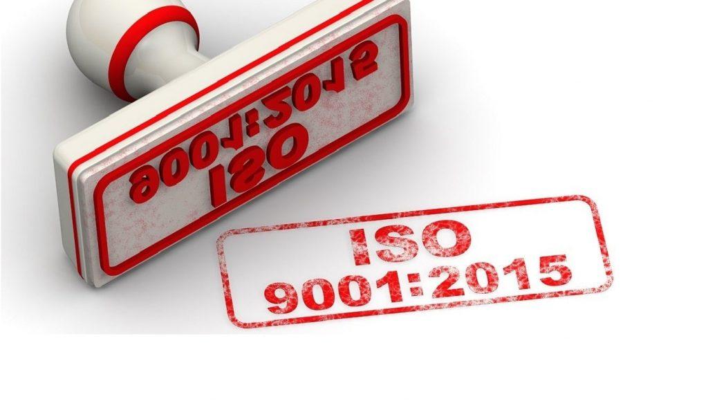 ISO 9001_2015 certificaat