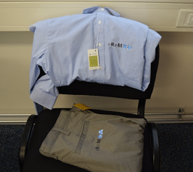 werkvoorbereider outfit