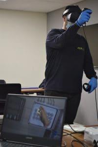 Virtual Reality veiligheidstraining